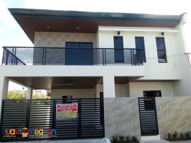 Brand New Corner Family House