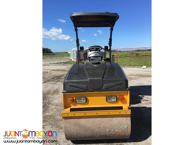 JCC303 Road Roller (Pizon) 4tons