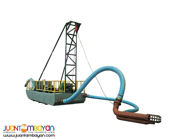 ~Ocean~ RIVER SAND DREDGING MACHINE Brand new! Discounted!
