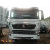 HOWO T7 10 Wheeler Dump Truck 20m³