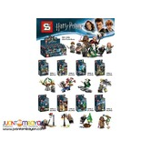 SY™ 1209 Harry Potter 8in1 Minifigures Set