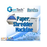 Paper Shredder Service