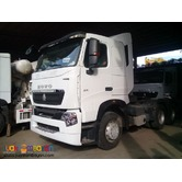 tractor head euro IV  howo a7 6x4