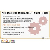 Professional Mechanical Engineer PME