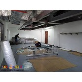 Exhaust Duct and Fresh Air Duct Supply and Installation