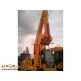 BACKHOE CDM6235 LONG ARM EXCAVATOR LONKING