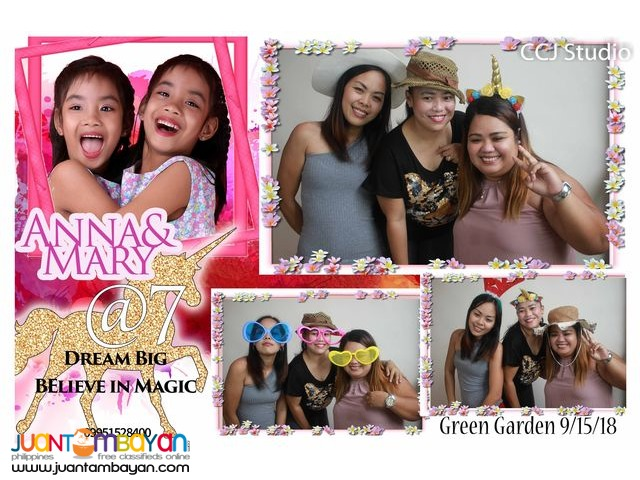 CCJ Photo Video Studio-Bacolod Photobooth - Photographer