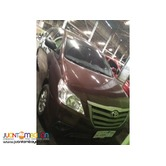 CAR RENTAL (TOYOTA INNOVA)