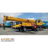 QY25K-II Truck Crane Zoomlion (Operating Weight 25tons)