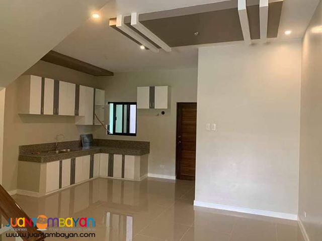 Ready For Occupancy Townhouse For Sale in BF Resort Las Pinas