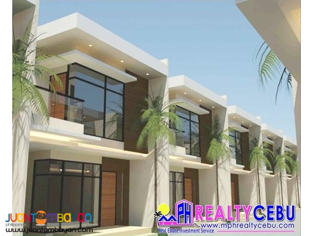 109m² 3BR Townhouse in Samantha's Place Labangon Cebu City
