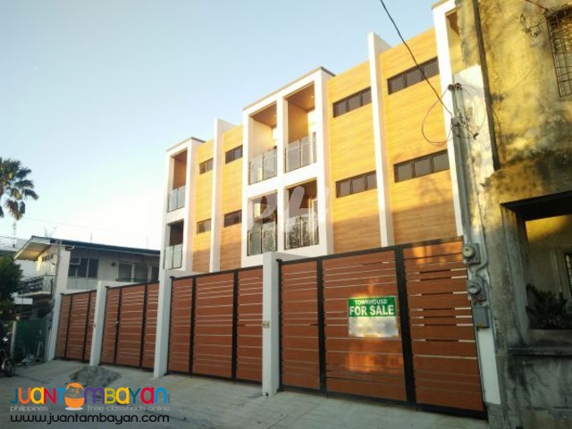 Affordable Townhouse in Project 6 Q.C Area  PH603