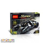 DECOOL™ 7105 Batman The Bat Tumbler