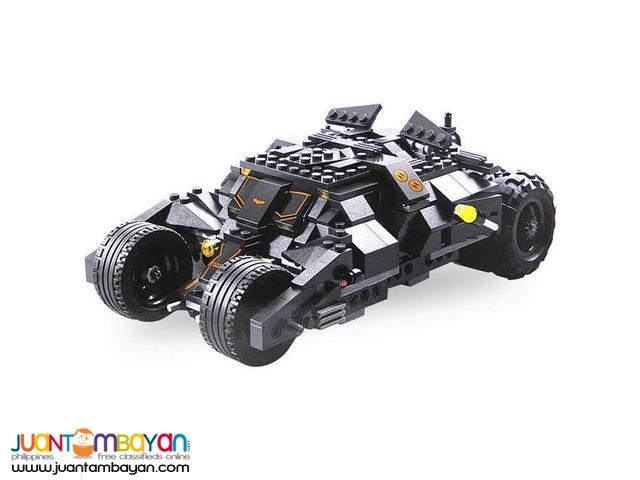 DECOOL™ 7105 Batman The Bat Tumbler