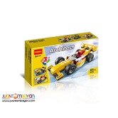 DECOOL™ 3106 Creator 3in1 Super Racer