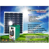 3G-500W Portable Solar Power Generator