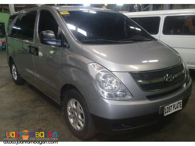 SUV HYUNDAI STAREX RENT A CAR