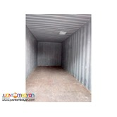 Shipping 20'ft & 40'ft Container Van