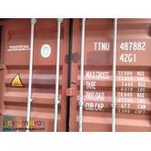 Container Van in Cebu
