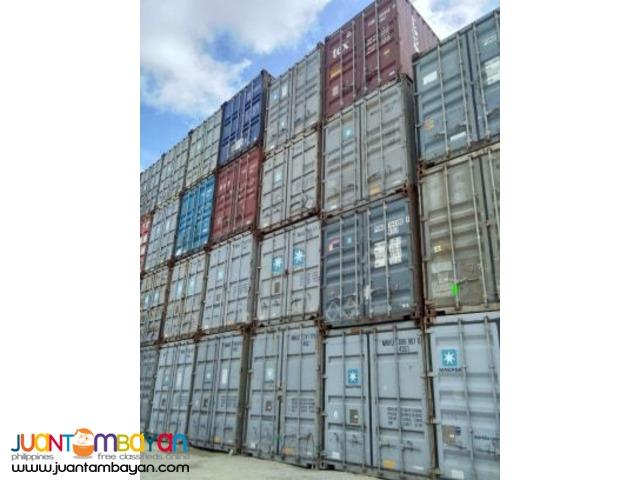 20'ft Container Van sale