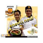 Culinary Arts Classes in Naga City (Apicius Culinary School)