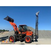 BRAND NEW MTTC BACKHOE LOADER (.25m3/1.5m3)