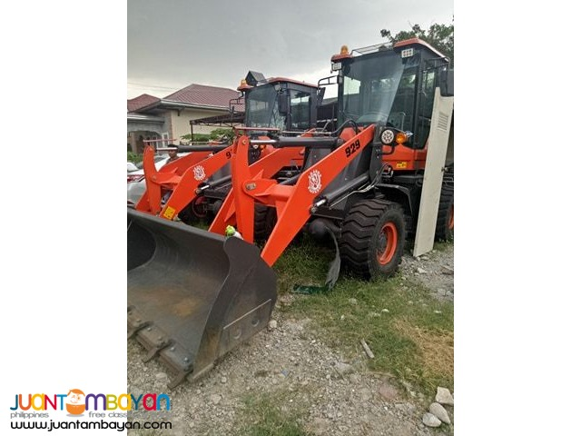 Brand New! HQ929 WheelLoader 0.5-0.7 Cubic Capacity