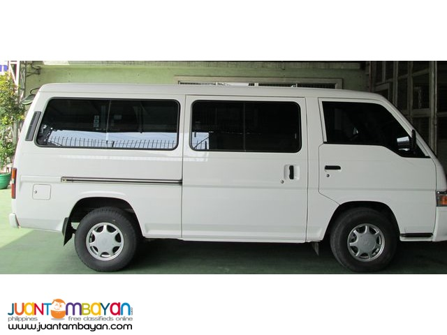 Urvans for Rental! Promo is still ongoing! Call/Text 09989632040