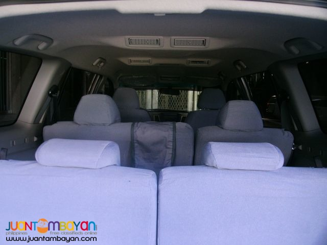 Coaster for Rental! (SUV) Call/Text 09989632040