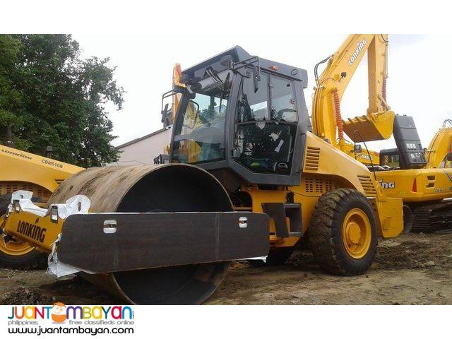 Brand New CDM510B Lonking Road Roller / Pizon 10Tons