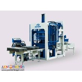 BRAND NEW ZHENGGONG HOLLOW BLOCK MACHINE WITH FREEBIES