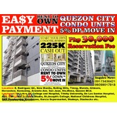 Low Down Payment 5%DP to Move IN Quezon City near St.Lukes -