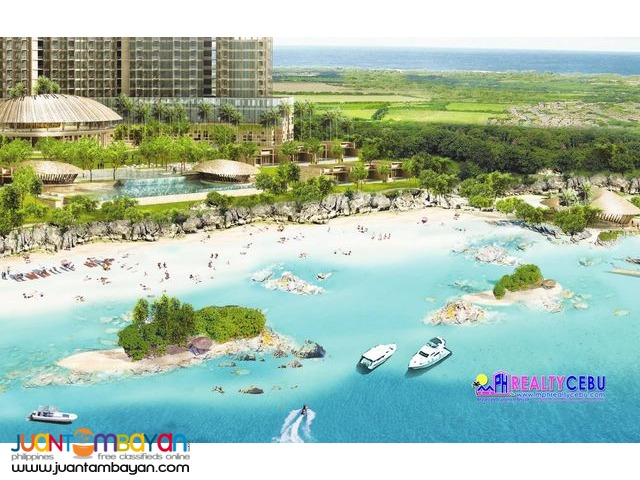Preselling 3BR Condo Unit at Aruga Resort & Res. Mactan Cebu