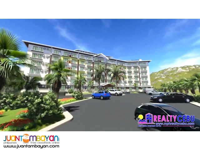 39m² 1 Bedroom Condo Unit at Amani Grand Lapu-Lapu City