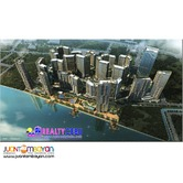 1 BR GARDEN UNIT (509) MANDANI BAY QUAY TOWER 2 MANDAUE CEBU
