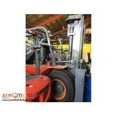 LG100DT Diesel Forklift for sale