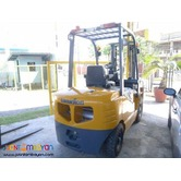 LG25DT Diesel Forklift Engine for sale