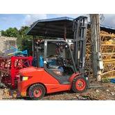 LG35DT Diesel Forklift Engine for sale