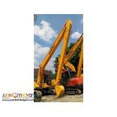 New LONKING CDM 6235 Long Arm Backhoe Excavator - 0.4m³