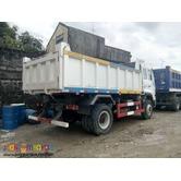 New 6 wheeler Homan Dump Truck for sale