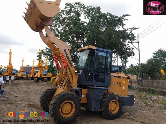 Brand New LONKING CDM816 Wheel Loader (1cbm)