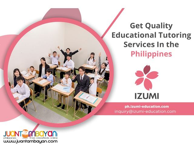Get Quality Educational Tutoring Services In the Philippines