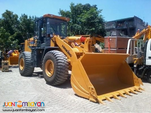 ( CDM860 Wheel Loader )