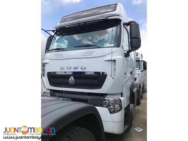 avilable brand new 10 Wheeler HOWO A7 Dump Truck