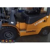 LG15DT Lonking Diesel Forklift 1.5Tons