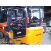 LG160DT Electric Forklift