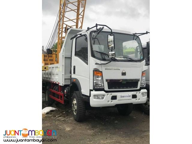 6 Wheeler Mini Dump Truck 4m³