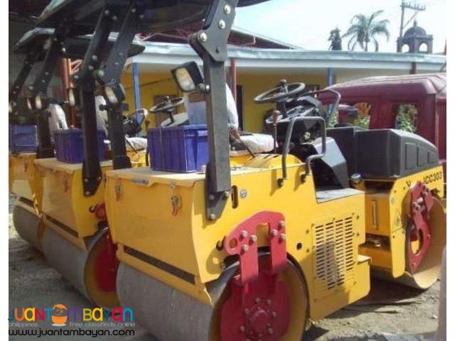 JCC303 Road Roller