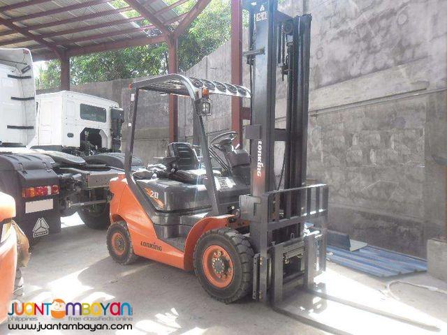 LG20DT Diesel Forklift
