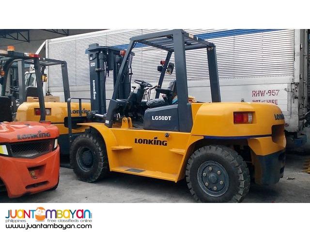 LG50DT Diesel Forklift